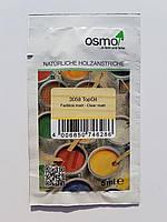Масло з твердим воском для стільниць та меблів OSMO TopOil 3058 безбарвне матове, фото 3