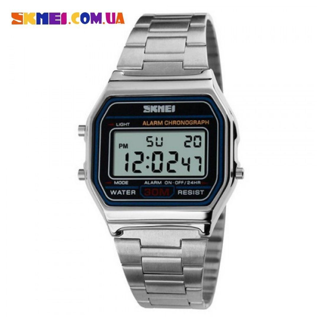 Годинник Skmei 1123 (Silver)