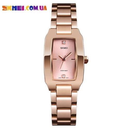Женские часы Skmei 1400 (Gold)