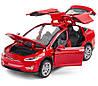 Машинка Металлическая Tesla Model X