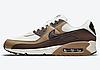 """Оригінальні чоловічі кросівки Nike Air Max 90 """"Dark Driftwood"""" (DB0625-200)"""