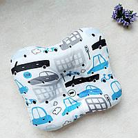 Ортопедическая подушка для новорожденых