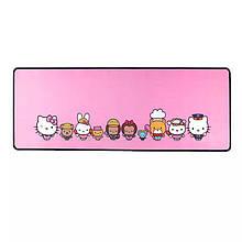 Игровая поверхность Sades 800x300 Pink