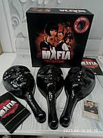 """Настільна гра """"Мафія"""" з масками 0134"""