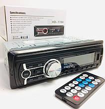 Автомагнітола з rgb 7 COLOUR підсвічуванням MP3 1784+BT ISO 7581C (20 шт/ящ)