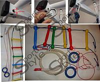 Детское навесное оборудование, детская навеска для шведских стенок