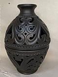 Підсвічник аромалампа двійна керамічна, фото 2