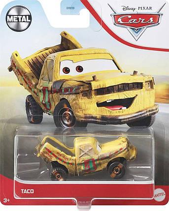 Тачки 3: Тако (Disney and Pixar Cars Taco) от Mattel, фото 2