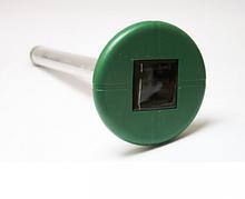 Відлякувач кротів Solar Rodent Repeller MS-185 на сонячній батареї, 2шт. в уп. (51697)
