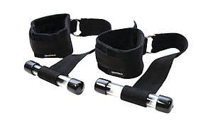 Набір підвісів на двері з наручників Sportsheets Door Jam Cuffs