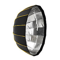 Софтбокс с сотами Visico EZ-105G umbrella beauty dish, фото 1