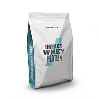 Протеин MyProtein Impact Whey Protein, 1 кг Шоколад-карамель