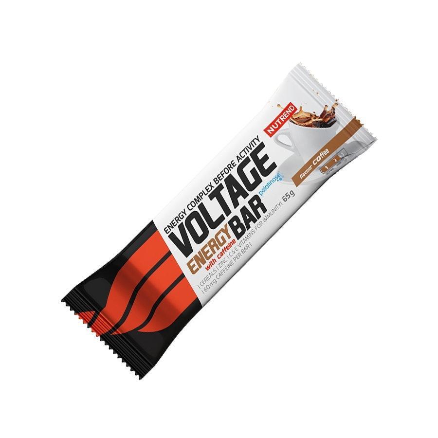Батончик Nutrend Voltage Energy Bar with Caffeine, 65 грамм Кофе