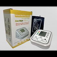 Тонометр плечевой Arm Style ms-103 Электрический автоматический для измерения давления и пульса