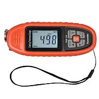 Цифровий товщиномір фарби Yunombo YNB-220 Fe & NFe + Zn LED з ультрафіолетовим ліхтариком
