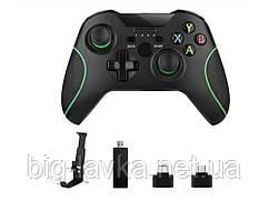 Контроллер геймпад для Xbox One, PC 2,4G беспроводной