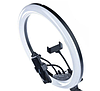 Кільцева лампа 45 см RGB з чохлом. Кольцевая лампа 45 см ргб., фото 4