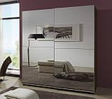 Шкафы-купе 3-х дверные зеркало-пескоструй, фото 3