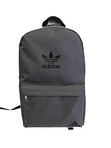 Спортивный рюкзак для подростков с брендовой надписью 43 см