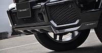 Накладка переднего бампера MANSORY Mercedes G-Class W463
