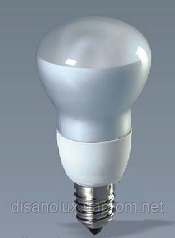 Лампа енергосберегаюча ESL-84 R63 7W 2700K E14