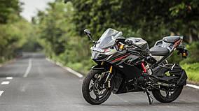 Спортивный мотоцикл TVS Apache RR310 (Индия)