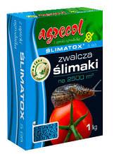 Ślimatox 5GB отрута для равликів, 1 кг, Agrecol