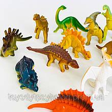 Динозаврики в тубусі