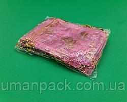 Мішечок з органзи 10*14 асорті (20 шт)