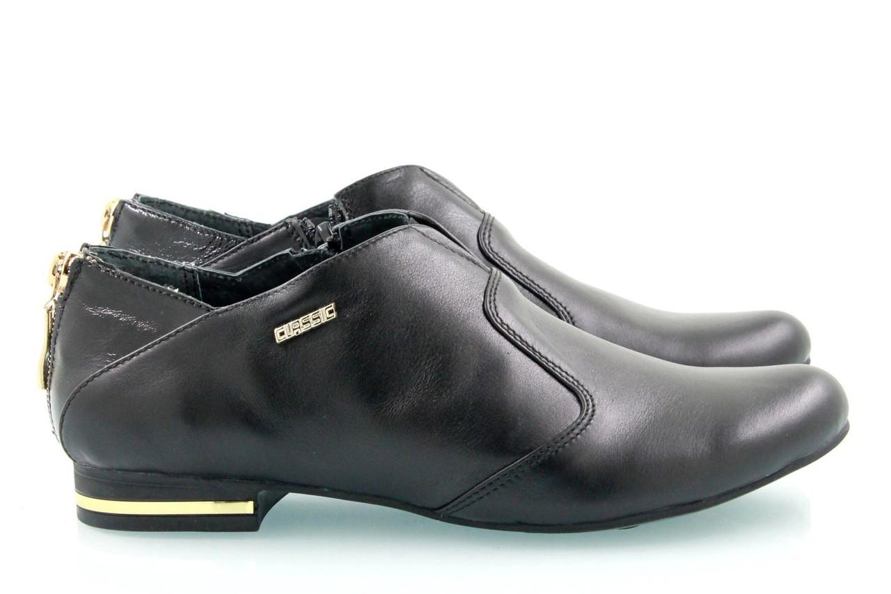 VM-Villomi Класичні туфлі чорного кольору