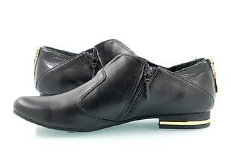 VM-Villomi Класичні туфлі чорного кольору, фото 2