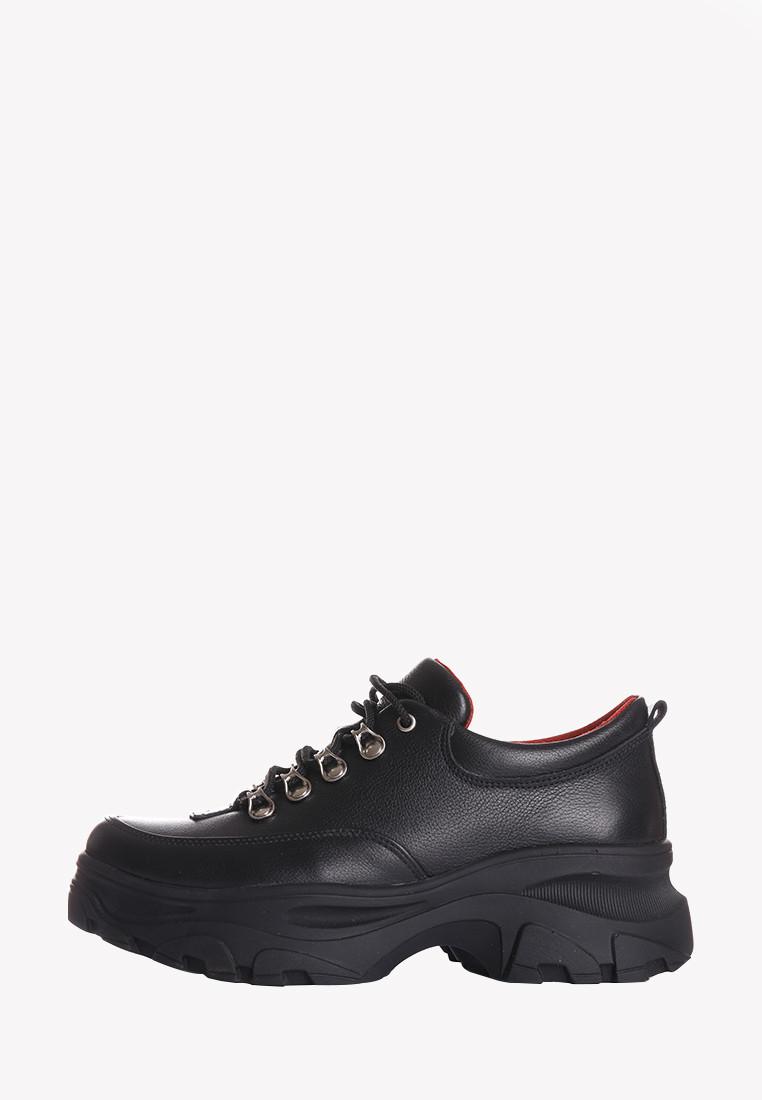 VM-Villomi Круті туфлі з натуральної шкіри на високій платформі
