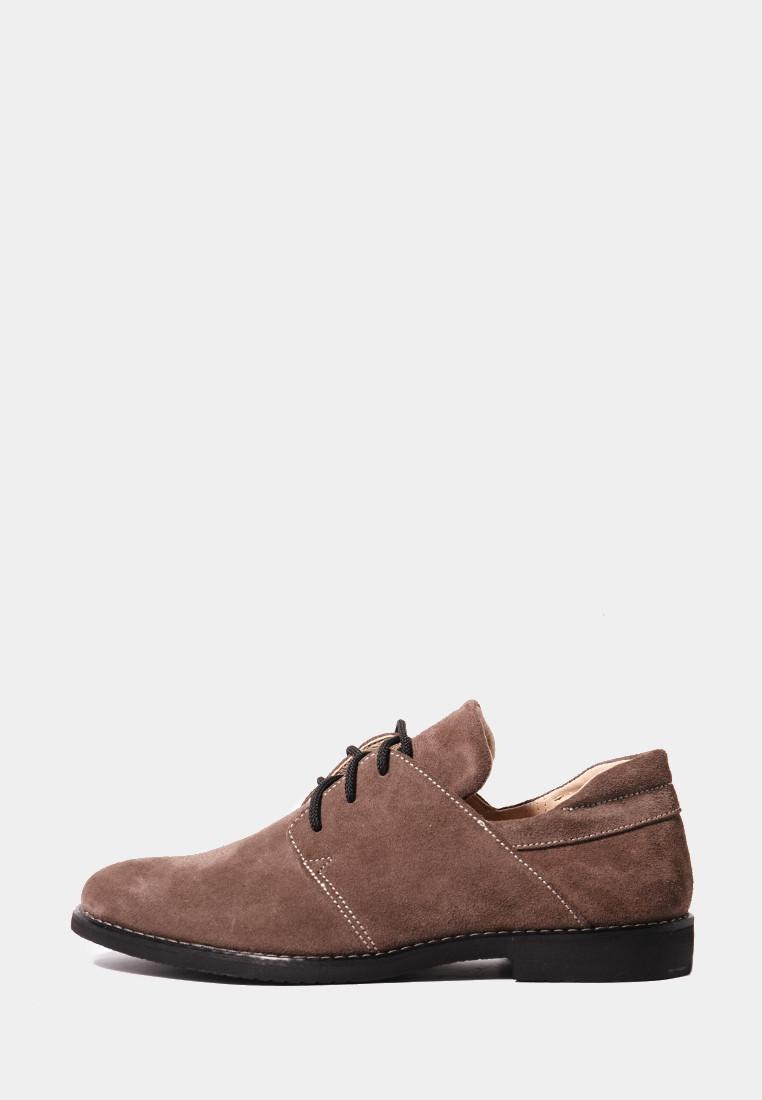 VM-Villomi Жіночі замшеві туфлі коричневого кольору