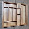 Лоток для столовых приборов  P480-570.400 ясень, фото 4