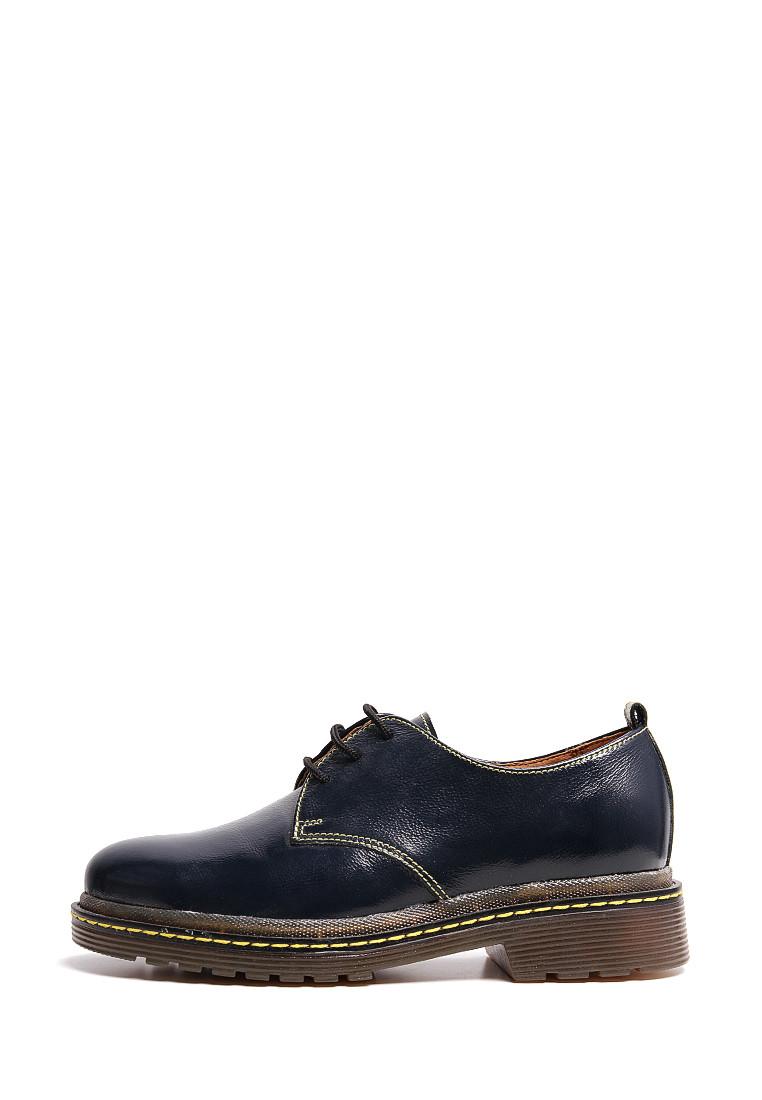 VM-Villomi Синие лаковые туфли дерби