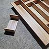 Лоток для столовых приборов М640-730.400 ясень, фото 5