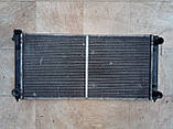 Радиатор охлаждения двигателя Audi 80 diesel, фото 2