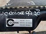 Радиатор охлаждения двигателя Opel Corsa (93-01), Valeo 231179, фото 4
