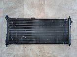 Радиатор охлаждения двигателя Opel Corsa (93-01), Valeo 231179, фото 2