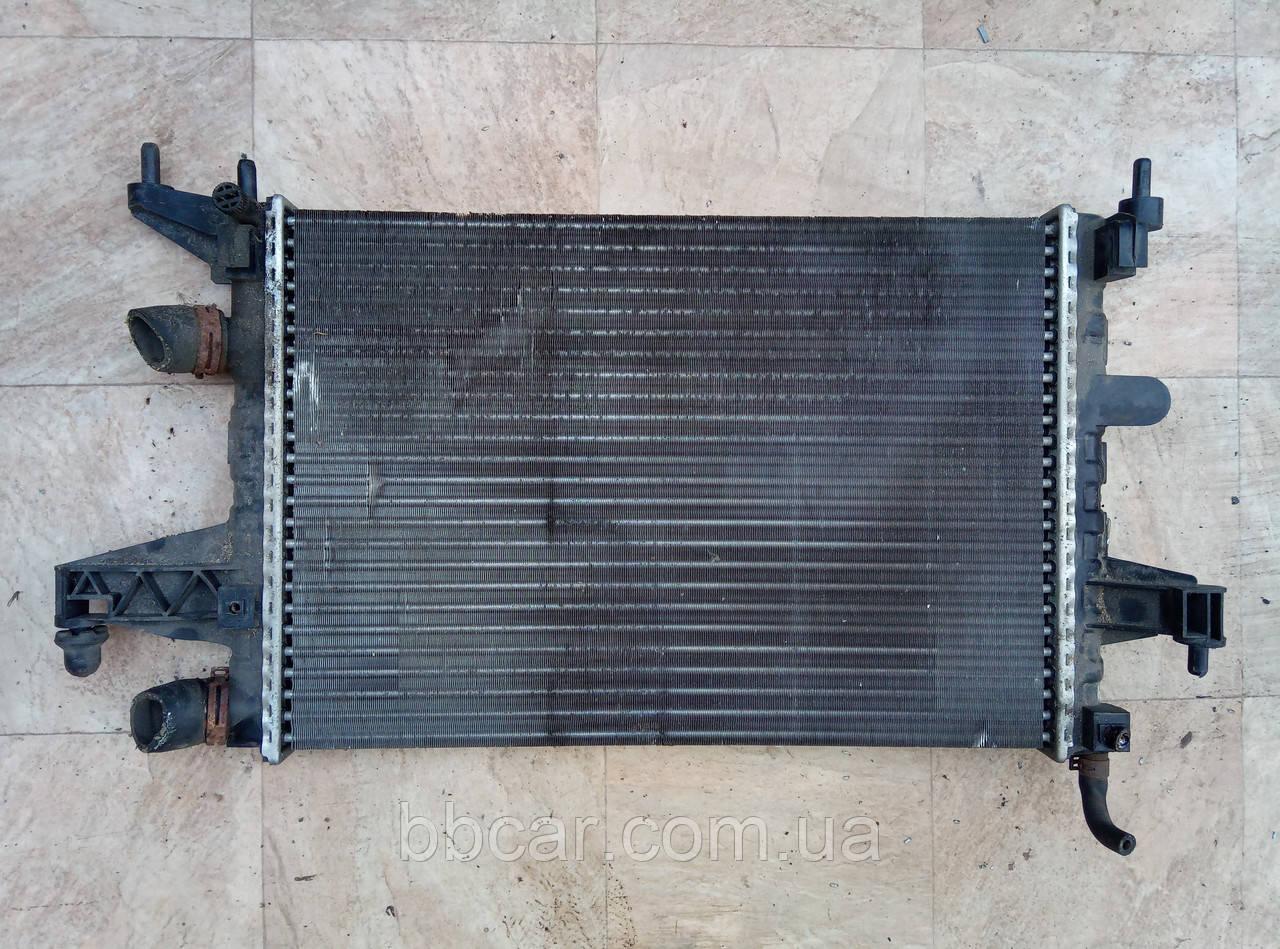 Радиатор охлаждения двигателя Opel Corsa C, Combo, BEHR 24.445.160