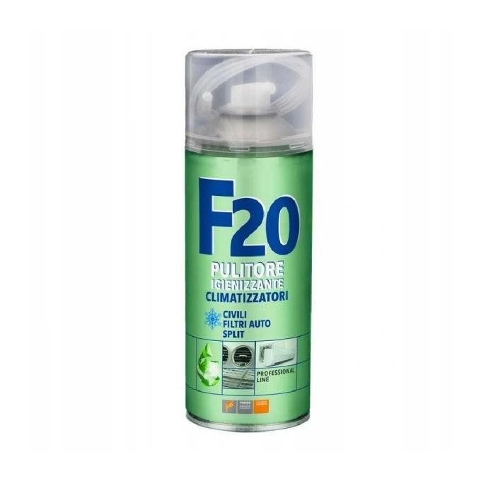 Активний спрей для очищення систем кондиціонування і опалення F20 400 мл, Faren