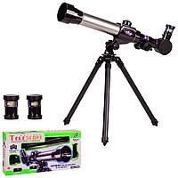 Телескоп C2105 (1083840) (24шт|2) в коробці 44*22*9 см, довжина телескопа - 40.5-57.5 см