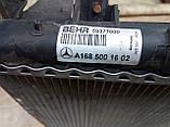 Радиатор охлаждения двигателя Mercedes-Benz A-class W168, BEHR A 168 500 16 02, фото 3