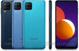 Смартфон Samsung Galaxy M12 4/64GB Black(SM-M127FZKV)
