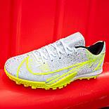 Сороконожки Nike Mercurial Vapor TF (39-45), фото 3
