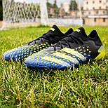 Бутсы Adidas PREDATOR FREAK .3 FG (39-45), фото 5