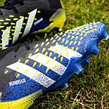 Бутсы Adidas PREDATOR FREAK .3 FG (39-45), фото 6