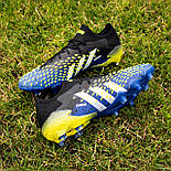 Бутси Adidas PREDATOR FREAK .3 FG (39-45), фото 3