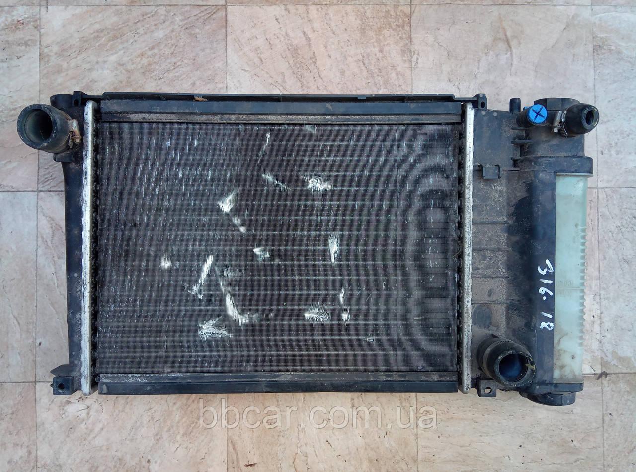Радиатор охлаждения двигателя BMW 3 E-30,E-36, Valeo 730365