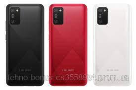 Смартфон Samsung Galaxy A02s 3/32GB (SM-A025FZKE)